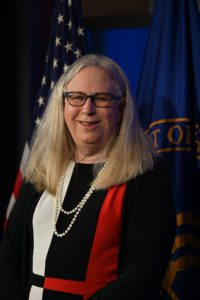 A head-and-shoulders professional photo of Rachel L. Levine, MD, from 2021.